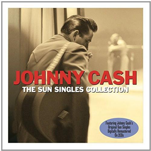 Johnny Cash-Sun Singles Collection