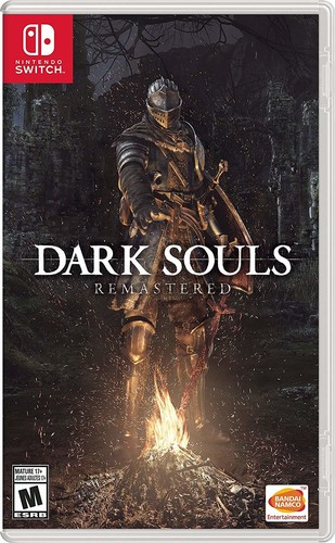 Swi Dark Souls Remastered - Dark Souls Remastered for Nintendo Switch