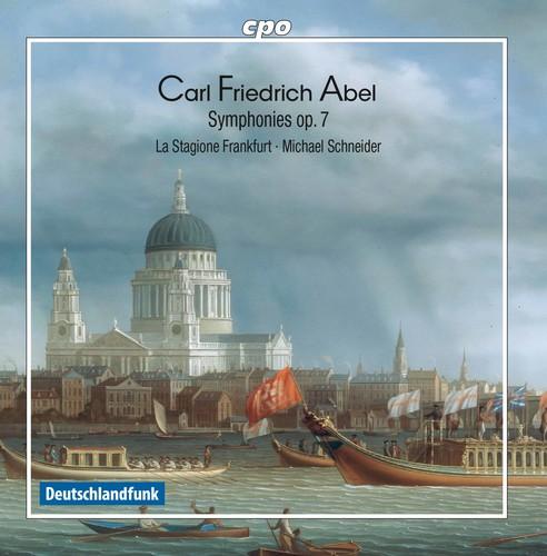 Carl Friedrich Abel: Symphony, Op. 7
