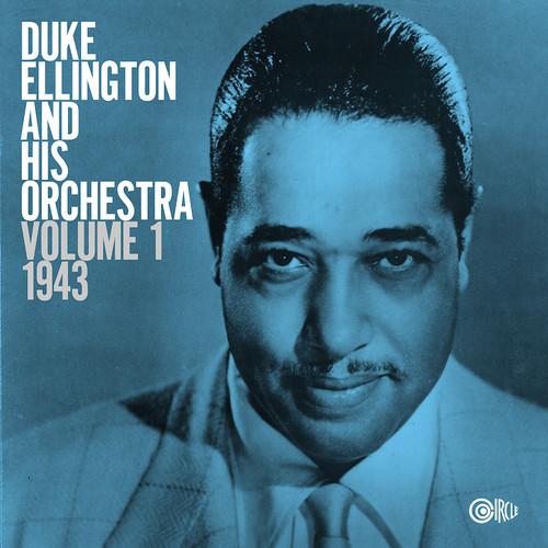 Duke Ellington - Volume 1: 1943 [Indie Exclusive Limited Edition Blue & White Swirl LP]