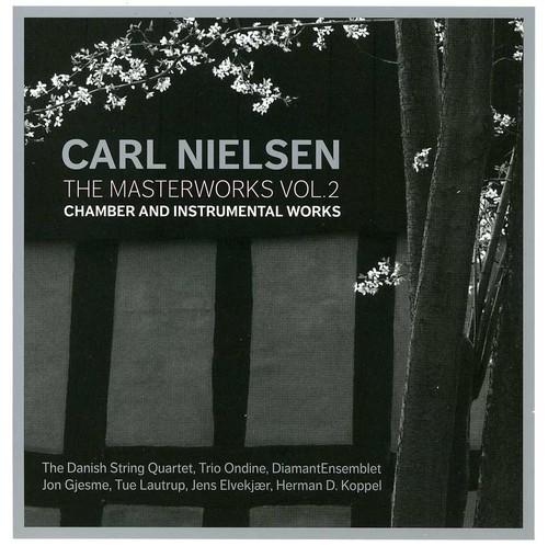Masterworks: Chamber & Instrumental Works 2