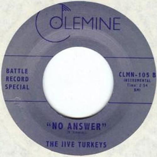 Jive Turkeys /  No Answer