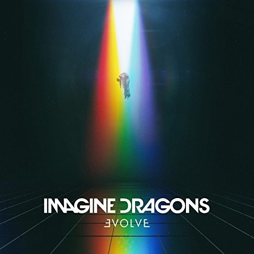 Imagine Dragons - Evolve [Import Deluxe]