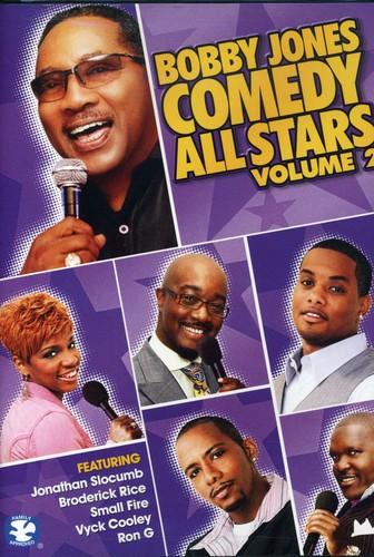 Bobby Jones Comedy All-Stars: Volume 2