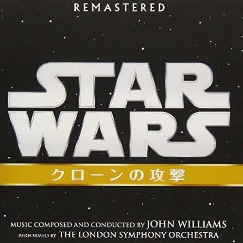 Star Wars II: Attack Of The Clones (Original Soundtrack) [Import]