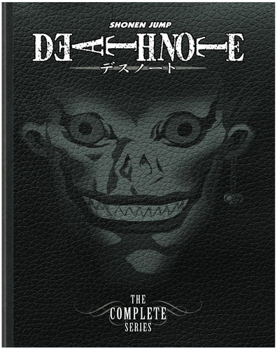 Death Note: The Complete Series