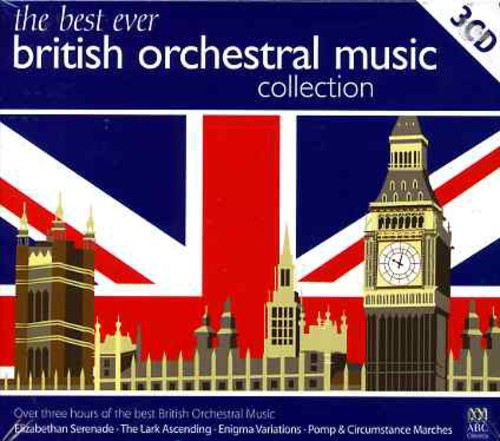 Best Ever British Orch Music Collection /  Various