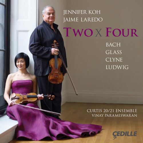 Jennifer Koh - Two X Four