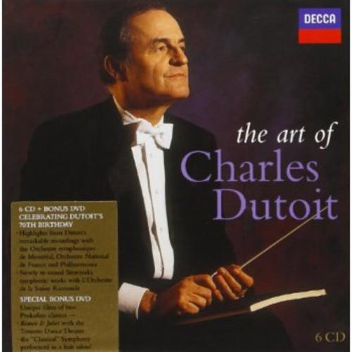 Art of Charles Dutoit