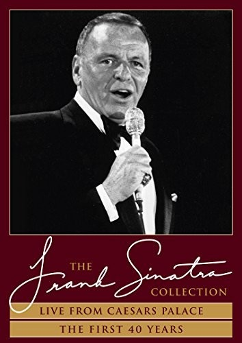 Frank Sinatra - Frank Sinatra: Live From Caesars Palace / The First 40 Years