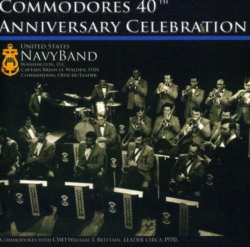Commodores 40th Anniversary Celebration