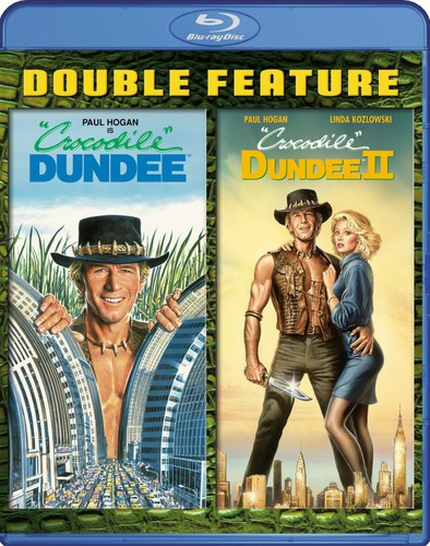 Crocodile Dundee /  Crocodile Dundee II Double Feature
