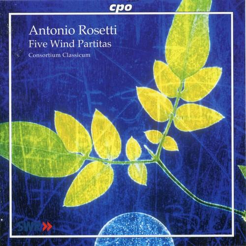 Five Wind Partitas