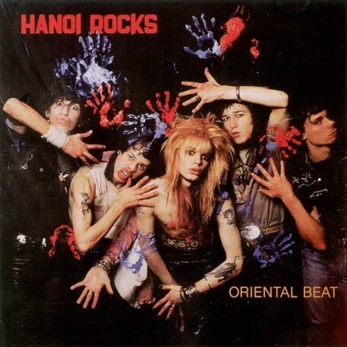 Hanoi Rocks - Oriental Beat (Uk)