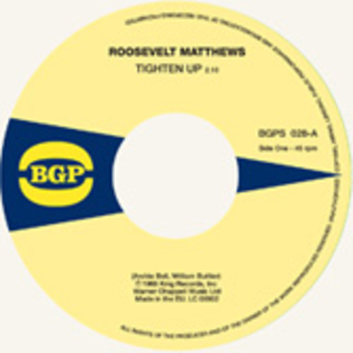 Tighten Up /  See & Don't See [Import]