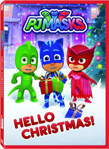 PJ Masks - Pj Masks: Hello Christmas