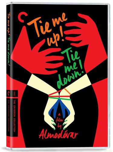 Tie Me Up! Tie Me Down! (Criterion Collection)