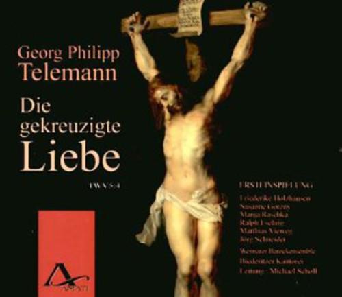 Die Gekreuzigte Liebe: Crucified Love