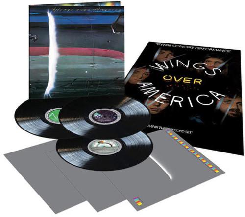 Paul McCartney & Wings - Wings Over America [3LP]
