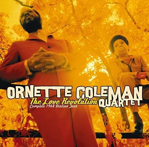Ornette Coleman - Love Revolution: Complete 1968 Italian Tour (Spa)