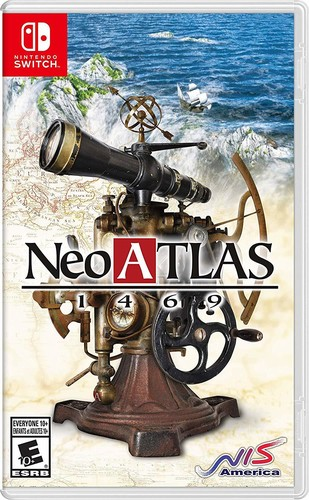 - Neo Atlas 1469 2 for Nintendo Switch