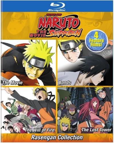 Naruto Shippuden the Movie Rasengan Collection