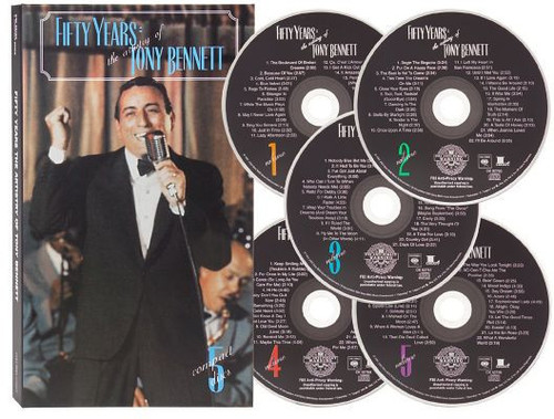 Fifty Years: The Artistry of Tony Bennett
