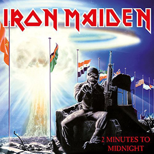 Iron Maiden - 2 Minutes To Midnight: Limited Edition 7 Inch [Import]