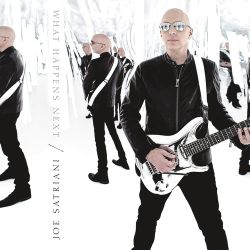 Joe Satriani - What Happens Next [2LP]