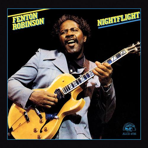 Fenton Robinson - Night Flight