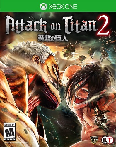 Xb1 Attack on Titan 2 - Attack On Titan 2