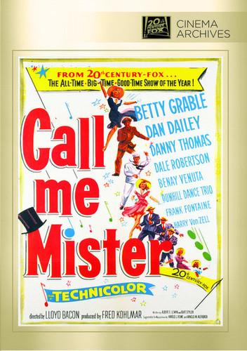Call Me Mister