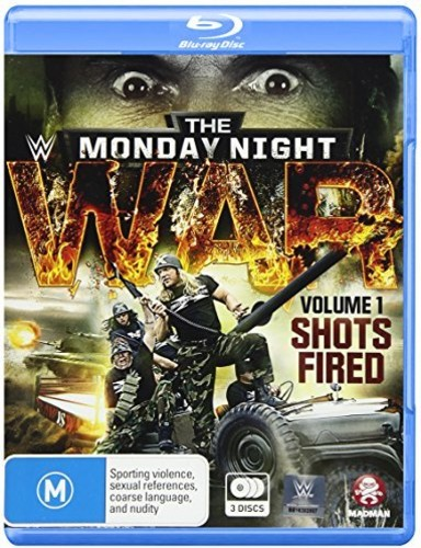 WWE: Monday Night War: Volume 1 - Shots Fired [Import]