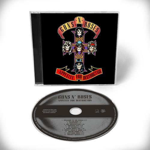 Guns N' Roses - Appetite For Destruction: Remastered