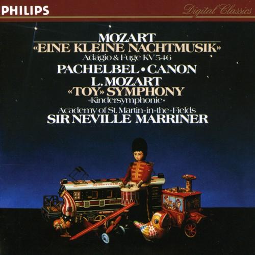 W.a. Mozart-Eine Kleine Nachtmusik / Canon