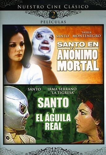Santo en Anonimo Mortal & Santo y El Aguila Real