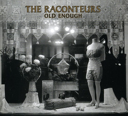 The Raconteurs - Old Enough [Bluegrass Version] [Single]