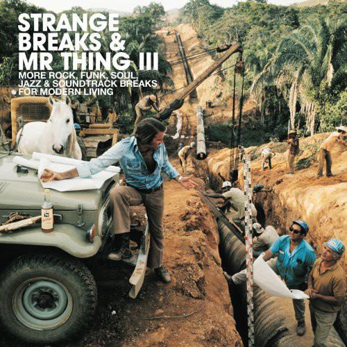 Strange Breaks & Mr Thing III /  Various