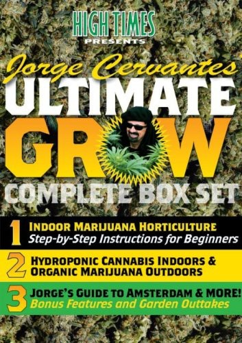 Jorge Cervantes Ultimate Grow Box Set