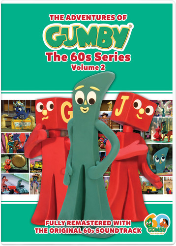 The Adventures of Gumby: The '60s Series: Volume 2