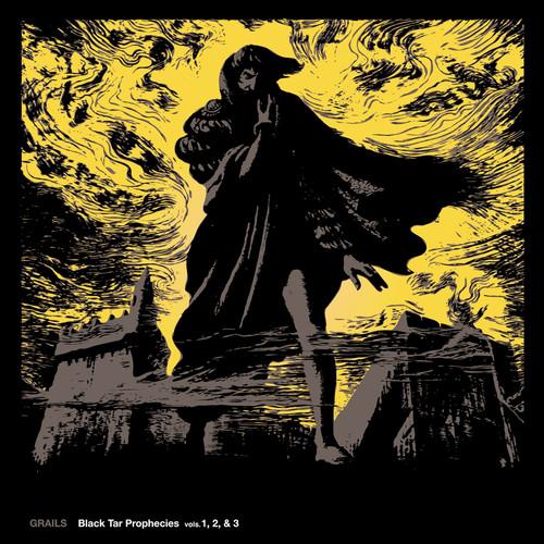 Grails - Black Tar Prophecies Vol's 1, 2, & 3 (Reissue) [Vinyl]