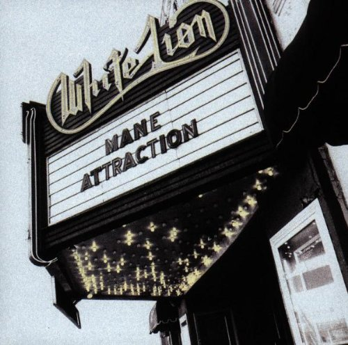 White Lion - Mane Attraction [Import]