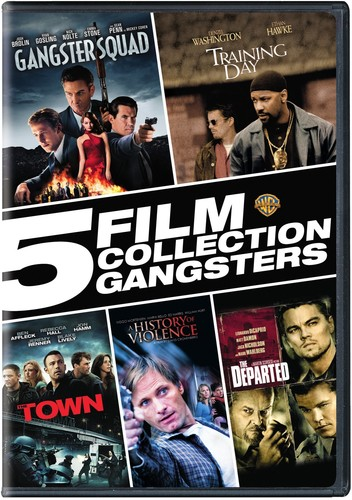 5 Film Collection: Gangsters