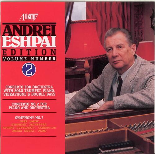 Music of Andrei Eshpai 2 /  Various
