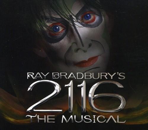 Ray Bradbury's 2116 /  O.C.R