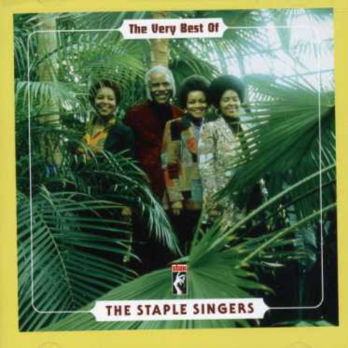 The Staple Singers - Very Best Of The Staple Singers