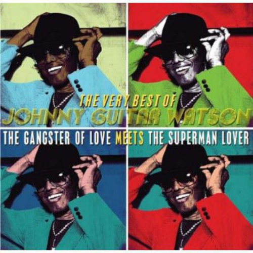 Gangster of Love Meets the Superman Lover: Best of [Import]