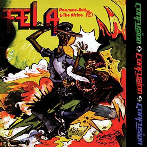 Fela Kuti - Confusion [Vinyl]