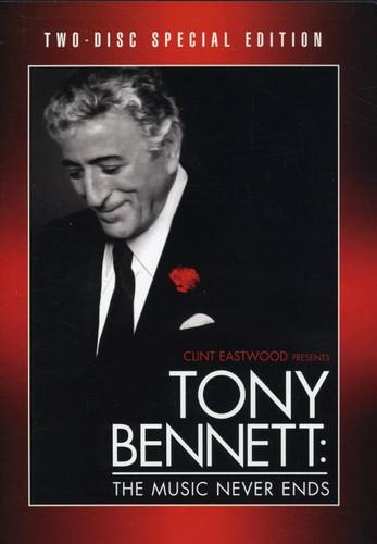 Eastwood Presents - Tony Bennett: Music Never Ends