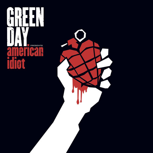 Green Day - American Idiot [With Poster]